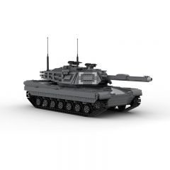 MOC-38891 Ultimate M1A2 Abrams Tank