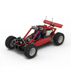 Technic MOC Speed Buggy RC MOC-25969