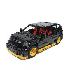 Technic MOC RC Sports Hatchback MOC-4828