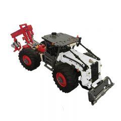 Technic MOC Forest Skidder   42054 C MODEL MOC-9700