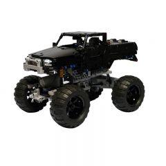 Technic MOC Trial Truck 4x4 MOC-1519