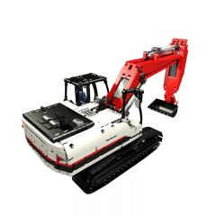 MOC-2513 linkbelt 250? Excavator
