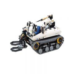 MOC-4704 Crawler Grabber