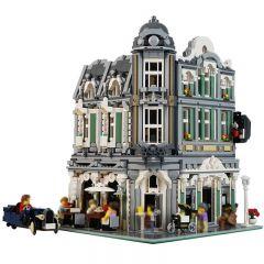 Building MOC 10255 Assembly Square Alternative build MOC-32576