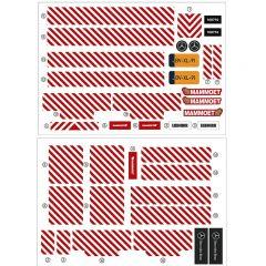 Special sticker for Liebherr LTM11200 Crane Final 15