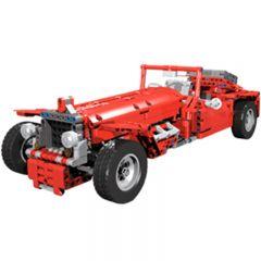 Technic MOC Classics Car TE009 MOC-3740