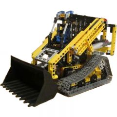Technic MOC Technic Skid Steer Loader MOC-6063