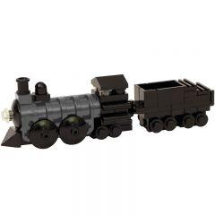 Technic MOC Micro Steam Train MOC-0208