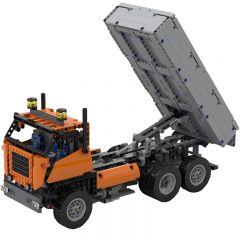 Technic MOC Dumper MOC-24114
