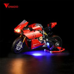 LEGO Ducati Panigale V4 R Light 42107 Light Kit