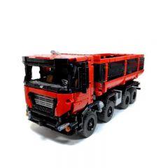 MOC-19929 8x4 Dump Truck