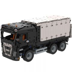 MOC-44085 RC Delivery Truck with Tailgate