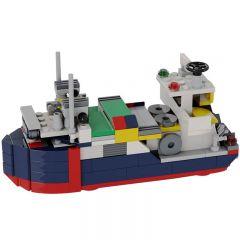 MOC-8130 Cargo Ship