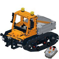 MOC-14666 Unimog Tracked Racer
