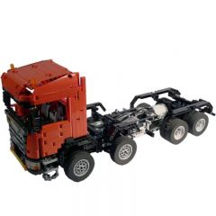MOC-0427 Scania 8x8