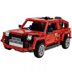 MOC-2042 Mini Car
