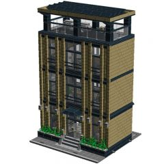 MOC-12094 Corporate Headquarters (Modular building)