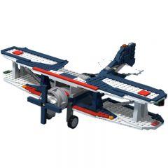 MOC-14167 Biplane