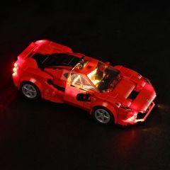 LEGO Ferrari F8 Tributo 76895 Light Kit