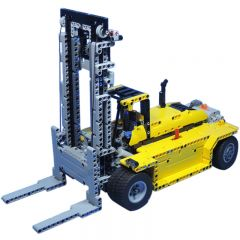 42009 Alternate: Heavy Duty Forklift MOC-2298