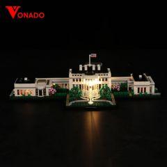 LEGO Architecture The White House 21054 Light Kit