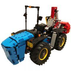 MOC-16046 Isodiametric Tractor