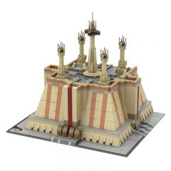 MOC-40522 THE JEDl TEMPLE