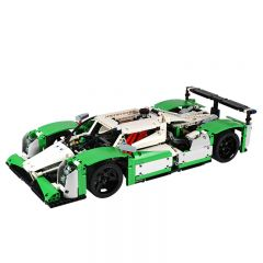 MOC-7513 SUPREME RACE CAR-TECHNIC 42039 motorized version 3.1