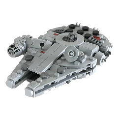 MOC-31012 Millenium Falcon - Microscale