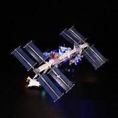 LEGO International Space Station 21321 Light Kit
