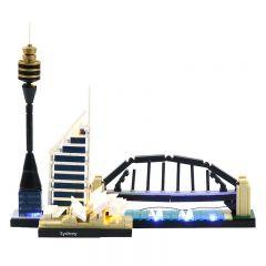LEGO Architecture Skylines Sydney 21032 Light Kit