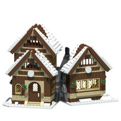 MOC-47615 Winter House