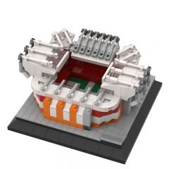 MOC-35413 Manchester United Stadium Mini model