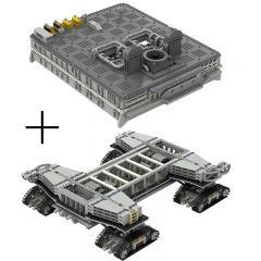 Mobile Launcher Platform for NASA Space Shuttle