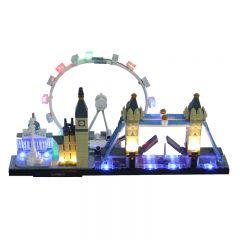 LEGO Architecture Skylines London 21034 Light Kit