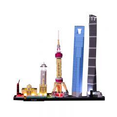 LEGO Architecture Skylines Shanghai 21039 Light Kit