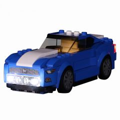 LEGO Speed Champions 75871 Ford Mustang GT Light Kit