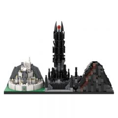MOC-29781 The Lord of the Rings: The Return of the King