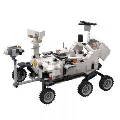 MOC-48997 Perseverance Mars Rover & Ingenuity Helicopter - NASA