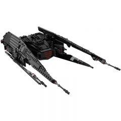 MOC-34444 75256 -Star Wars Tie Silencer - Knights of Ren Edition