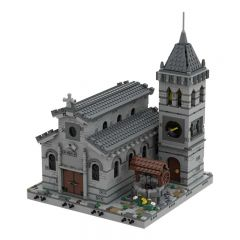 MOC-33985 Medieval Church