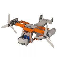 MOC - 10855 V-22 Osprey 42052 C Model