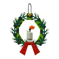 MOC-20348 Christmas wreath