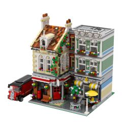 MOC-22101 Brick Square Post Office