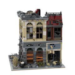MOC-41175 Brick Bank - Apocalypse Version