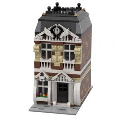 MOC-35957 Modular House