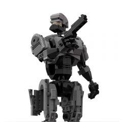 MOC-46668 Robocop (1987 movie)