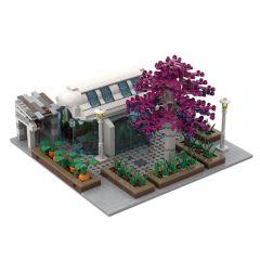 MOC-35671 Modular City Garden