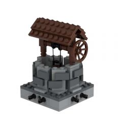 MOC-33504 Water well - modular