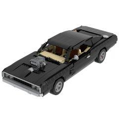 MOC-38752 Dom's Dodge Charger